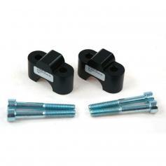 Elevadores de manillar 25 mm TYP 7 para BMW y Honda con manillar de 22 mm