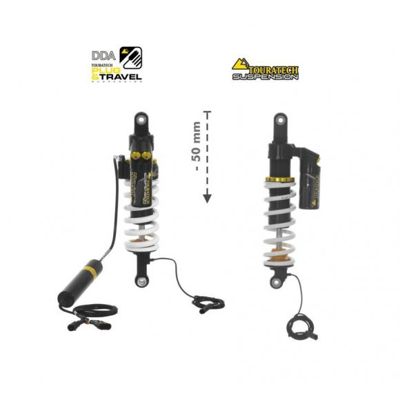 Set de Suspensiones de Reducción -50mm DDA / Plug & Travel para BMW R1200GS LC / R1250GS (2017-)