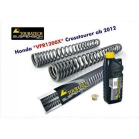 Muelles de horquilla progresivos, Honda VFR1200X Crosstourer *desde el año 2012*