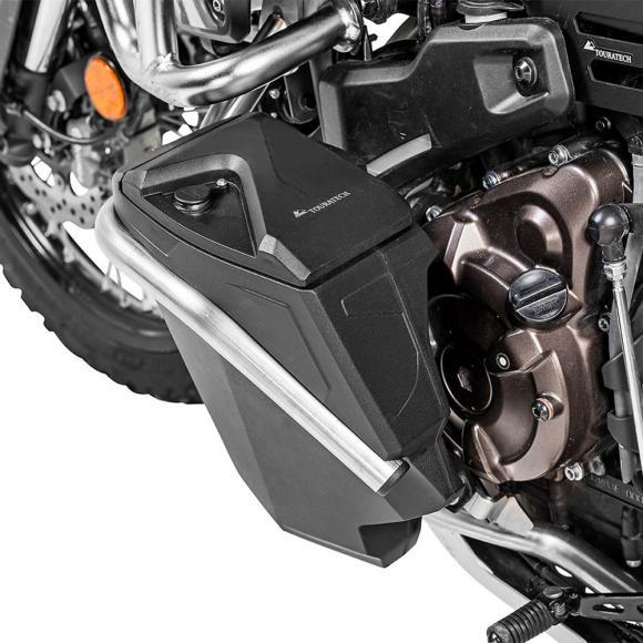 Caja de Herramientas con Barra de Protección del Motor para Yamaha Tenere 700