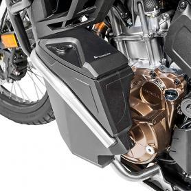 Caja de Herramientas con Barra de Protección del Motor Completa para Honda CRF1100L Africa Twin / Adventure Sports NO DCT