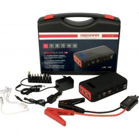 Cargador de Batería y Arranque de Emergencia Absaar 18.000mAh