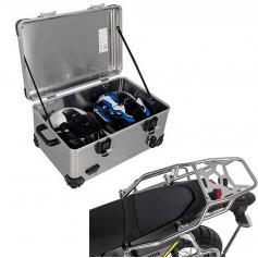 Pack Equipaje Topcase Zega EVO XXL con soporte para Yamaha Tenere 700