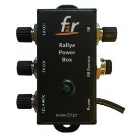 Caja de alimentación Rallye Power Box de F2R
