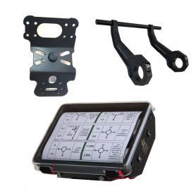 Pack de navegación con Roadbook manual de F2R