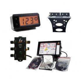 Pack de navegación Pro con Roadbook eléctrico de F2R