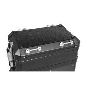 Cubierta protectora para tapa de maletas de aluminio para BMW R1250GS / ADV / R1200GS (LC)/ ADV (LC) / F850GS ADV