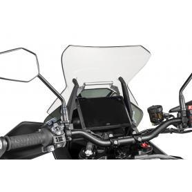 Adaptador GPS sobre el cuadro de instrumentos para Honda Africa Twin CRF1100L Adventure Sports