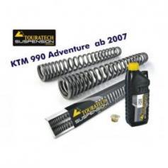 Muelles de horquilla progresivos, KTM 990 Adventure desde el año 2007