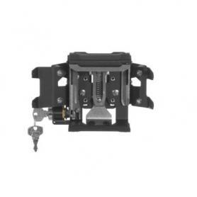 Soporte de manillar con cerradura V2.0 para BMW Navigator IV, V y VI