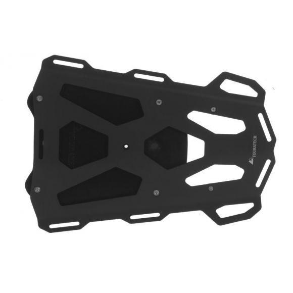 Portaequipaje XL en lugar de sillín de copiloto para BMW R1250GS Adventure/ R1200GS, negro