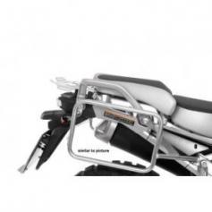 Portamaletas de acero inoxidable para Yamaha XT1200Z / ZE Super Tenere