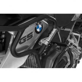 Reposapiés Highway Pegs para tuberías con un diámetro de 25 mm, por ejemplo BMW R1200GS a partir de 2013, Triumph Tiger Explorer, KTM LC8