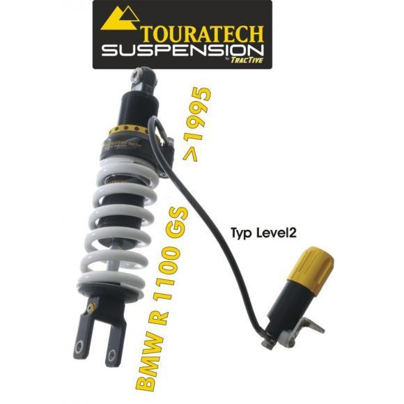 Amortiguador de la suspensión trasera para BMW R1100GS (1995-) tipo *level2*
