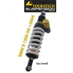 Amortiguador de la suspensión trasera de Touratech para BMW R1200GS (2004-2012) tipo *level2*