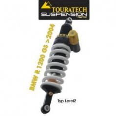Amortiguador de la suspensión trasera de Touratech para BMW R1200GS (2004-2012) tipo *level2*