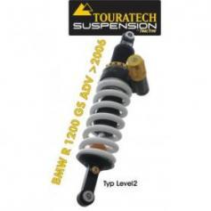 Amortiguador de la suspensión trasera de Touratech para BMW R1200GS ADV (2006-2013) tipo *level2*