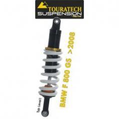 """Tubo amortiguador de la suspensión Touratech Explore Trasero para BMW F800GS (08-12"""") modelo *Level1*"""