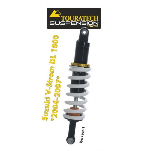 Tubo amortiguador de la suspensión Touratech para Suzuki DL1000 V-Strom dal 2002 al 2007 modelo Level1