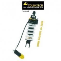 Touratech Tubo amortiguador de la suspensión para BMW F650GS a partir de 2009 tipo level2/ExploreHP