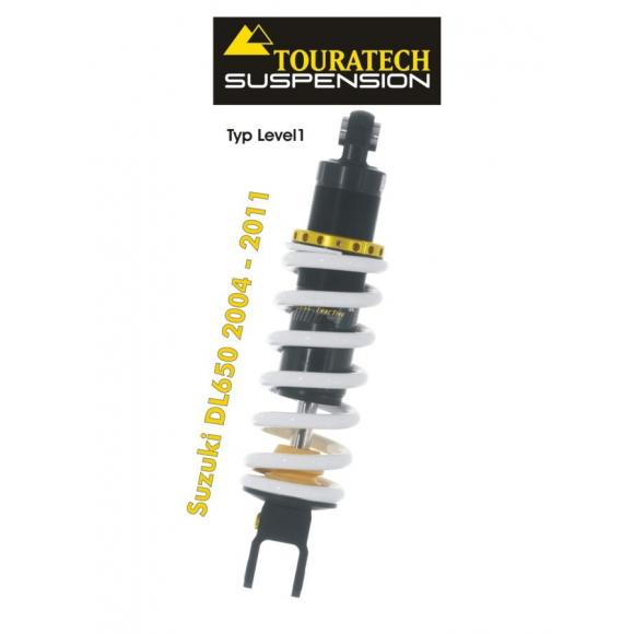 Tubo amortiguador de la suspensión Touratech para Suzuki DL650 2004-2011 modelo Level1