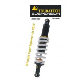 Tubo amortiguador de la suspensión Touratech para Triumph Tiger Explorer a partir de 2012 modelo Level1
