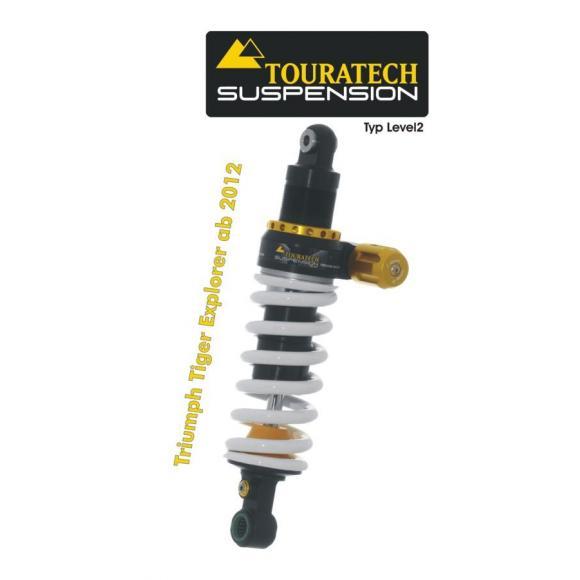 Amortiguador de la suspensión trasera para Triumph Tiger Explorer a partir de 2012 tipo *level2*