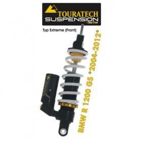 Touratech Suspension tubo amortiguador *delantero* para BMW R1200GS 2004-2012 tipo *Extreme*