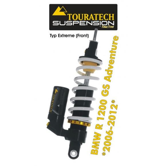 Touratech Suspension tubo amortiguador *delantero* para BMW R1200GS Adventure 2006-2013 tipo *Extreme*