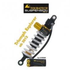 Tubo amortiguador de la suspensión Touratech para Triumph Tiger Explorer a partir de 2012 modelo Extreme