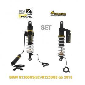 Set de Suspensiones DDA / Plug & Travel para BMW R1200GS LC / R1250GS (2017-)