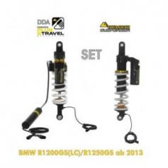 Set de Suspensiones DDA / Plug & Travel para BMW R1200GS (LC) / R1250GS (2013-)