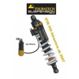 Tubo amortiguador de la suspensión Touratech para KTM 990 Adventure a partir de 2007 modelo Extreme