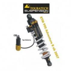 Tubo amortiguador de la suspensión Touratech para KTM 990 Adventure TR a partir de 2009 modelo Extreme