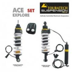 Touratech ACE Suspension Explore SET para BMW R1200GS / ADV (2004-2013)