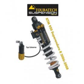 Tubo amortiguador de la suspensión Touratech para KTM 950 Super Enduro R (2006-2009) modelo Extreme