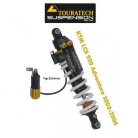 Tubo amortiguador de la suspensión Touratech para KTM LC8 950 Adventure (2003-2004) modelo Extreme