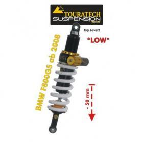 Ajuste de suspensión inferior Touratech para BMW F800GS / ADV a partir de 2008 tipo Explore HP / Level 2