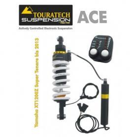 Tubo amortiguador de Touratech Suspension ACE para Yamaha XT1200Z Super Tenere desde el año 2010 modelo Expedition