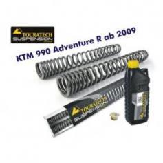 Muelles de horquilla progresivos, KTM 990 Adventure R 2009-2010