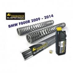 Muelles de horquilla progresivos, BMW F800R 2009-2014