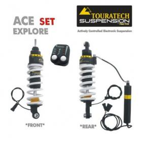 Touratech ACE Suspension *Explore* SET para BMW R1150GS Adventure desde 2002