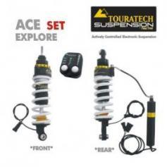 Touratech ACE Suspension *Explore* SET para BMW R1150GS Adventure desde 2002
