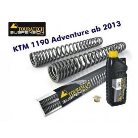 Muelles de Horquilla Progresivos Touratech Suspension para KTM 1190 ADV / R (2013-)