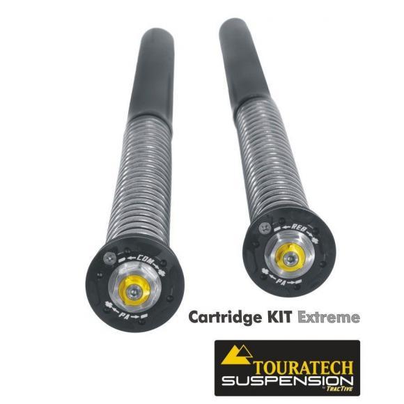 Touratech Suspension Cartridge Kit Extreme para Triumpg Tiger 800XC 2011-2014