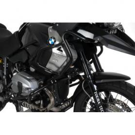 Estribo de protección negro para el carenado de BMW R1200GS (2008-2012)