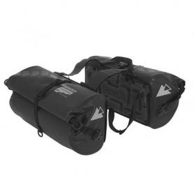 MOTO speedbags (pareja), negro, by Touratech Waterproof