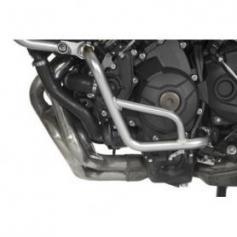 Estribo de protección del motor, de acero inoxidable, para Yamaha MT-09 Tracer