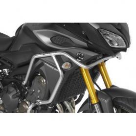 Estribo de protección de acero inoxidable para el carenado de Yamaha MT-09 Tracer