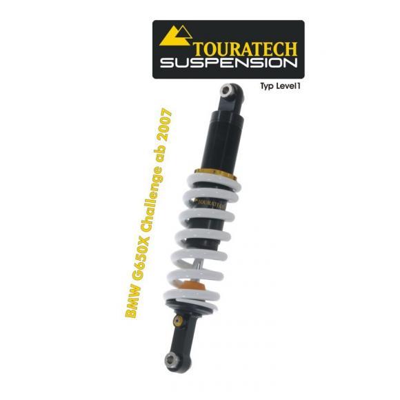 Tubo amortiguador de la suspensión Touratech para BMW G650X Challenge a hasta 2007 modelo Level1/Explore